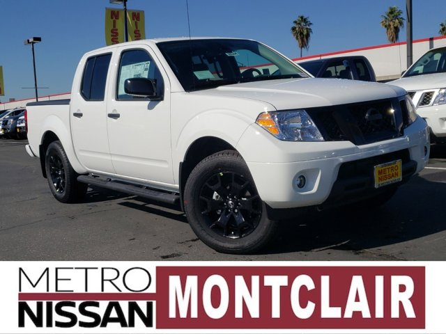 2020 Nissan Frontier SV Crew Cab 4x4 SV Auto Regular Unleaded V-6 3.8 L/231 [16]