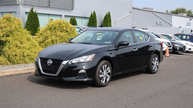 2020 Nissan Altima 2.5 S 2.5 S AWD Sedan Regular Unleaded I-4 2.5 L/152 [5]