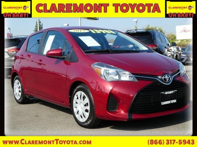 Used 2017 Toyota Yaris in Claremont, CA