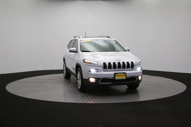 2017 Jeep Cherokee for sale 124861 47