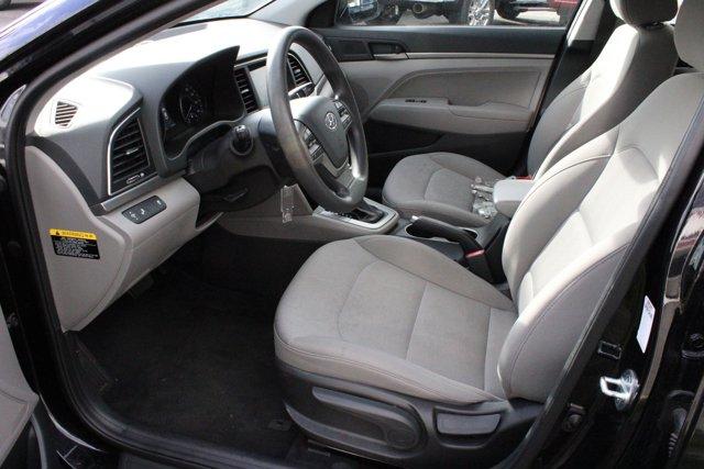 2018 Hyundai Elantra SEL 2.0L