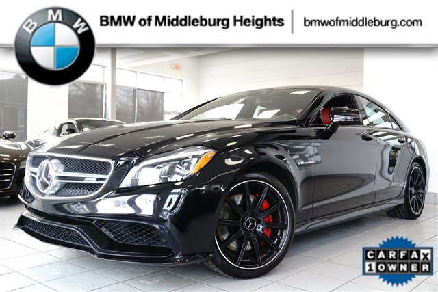 Used 2017 Mercedes-Benz CLS in Cleveland, OH