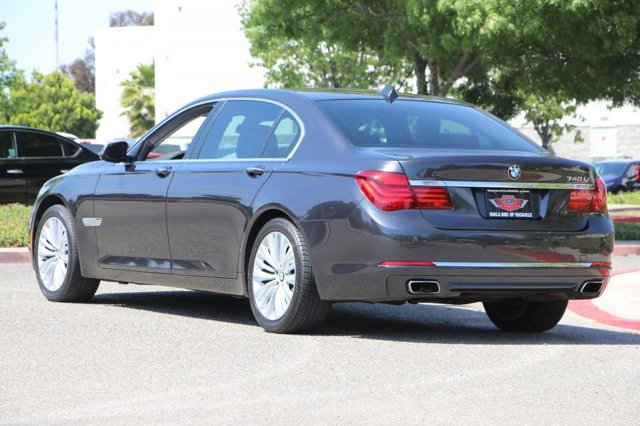 2015 BMW 7 SERIES 740Li 7
