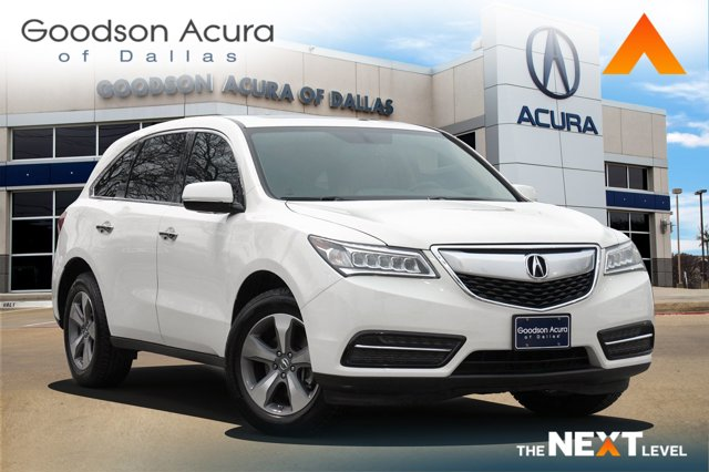 Used 2014 Acura MDX in , TX