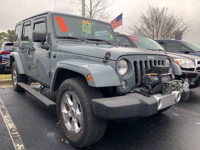 Used 2014 Jeep Wrangler Unlimited in , AL