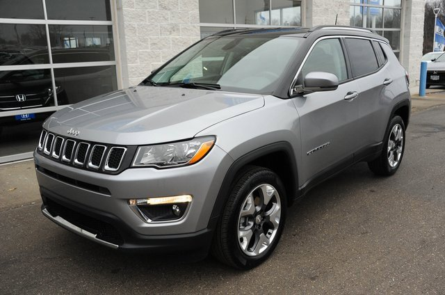 Used 2018 Jeep Compass in Akron, OH