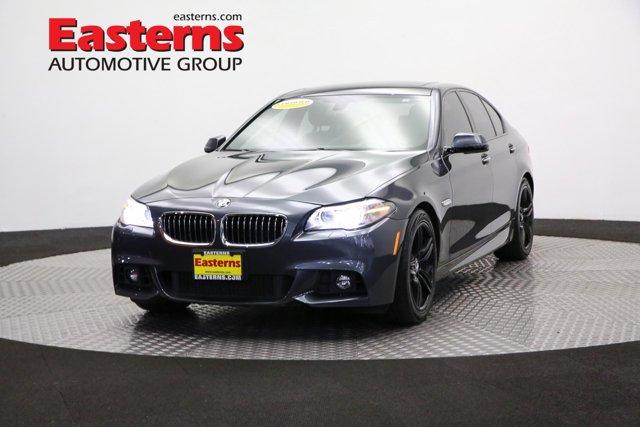 2016 BMW 5 Series 535i xDrive M-Sport 4dr Car