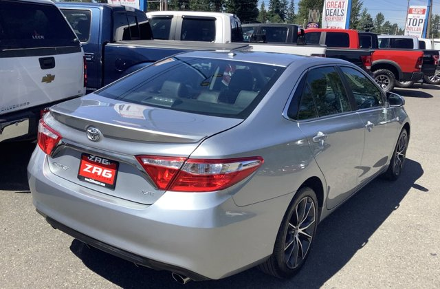 2015 Toyota Camry 4dr Sdn I4 Auto XSE
