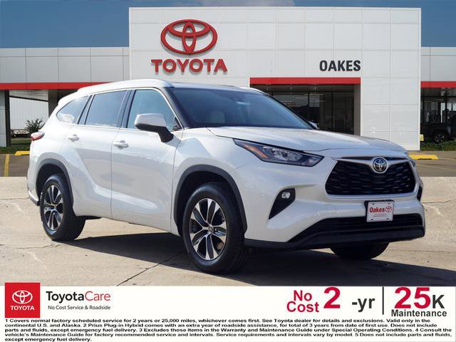 New 2020 Toyota Highlander in Greenville, MS