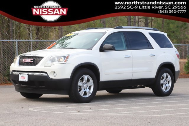 Used 2011 GMC Acadia in Little River, SC