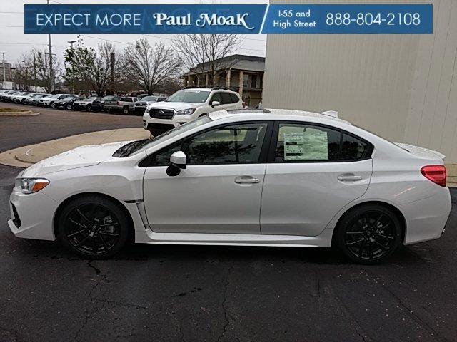 New 2020 Subaru WRX in Jackson, MS