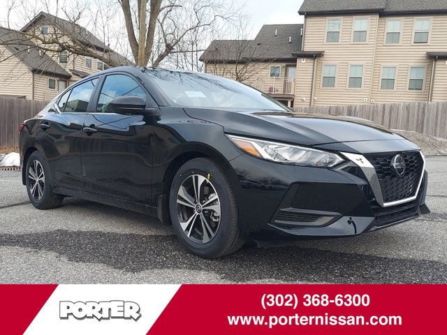 2021 Nissan Sentra SV SV CVT Regular Unleaded I-4 2.0 L/122 [4]