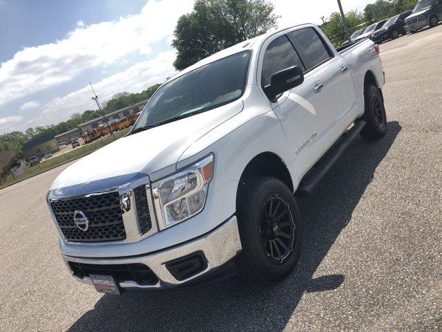 Used 2018 Nissan Titan in Enterprise, AL