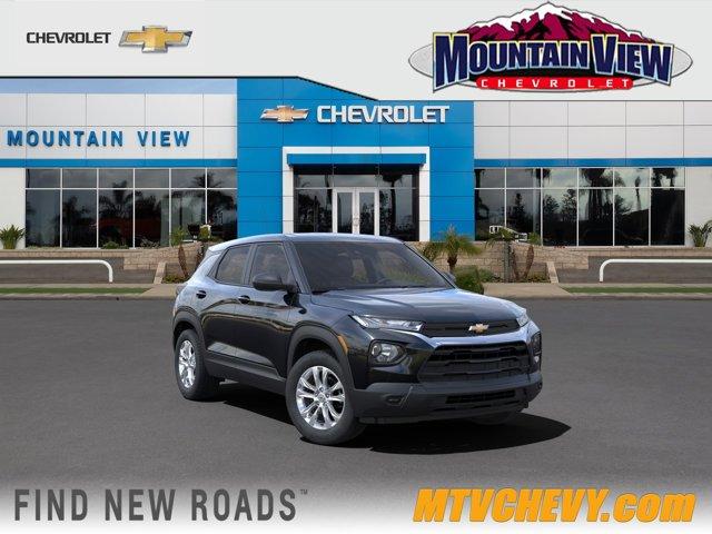 2021 Chevrolet Trailblazer LS FWD 4dr LS Gas I3 1.2L/ [34]