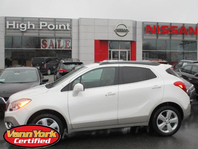 Used 2015 Buick Encore in High Point, NC