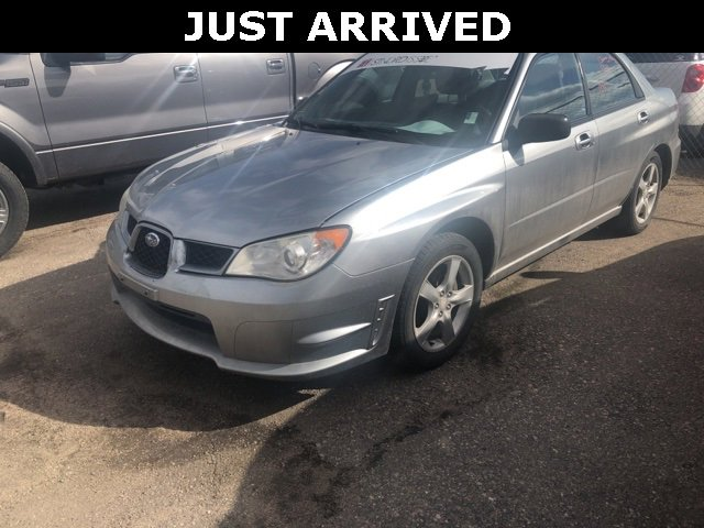 Used 2007 Subaru Impreza Sedan in Fort Collins, CO