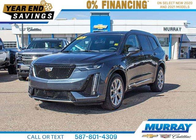 2020 Cadillac XT6 Sport AWD *7 Pass *NAV *Cooled Seats AWD 4dr Sport 3.6L V6 Gas [4]