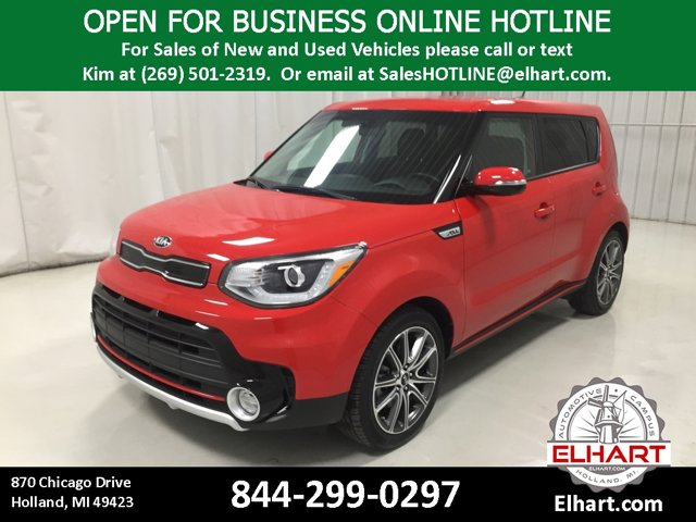 Used 2018 KIA Soul in Holland, MI