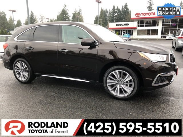 Used 2018 Acura MDX in Everett, WA