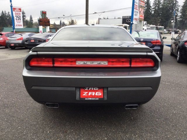Used 2011 Dodge Challenger 2dr Cpe R-T