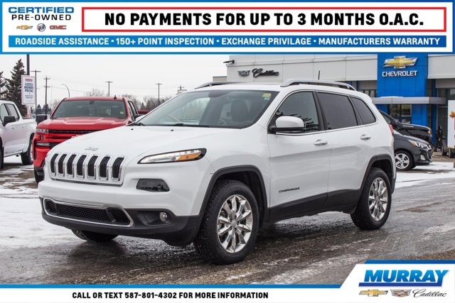 2017 Jeep Cherokee Limited 4WD 4dr Limited Regular Unleaded V-6 3.2 L/198 [1]