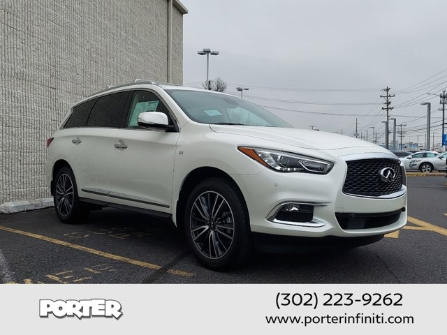 2020 INFINITI QX60 SIGNATURE EDITION SIGNATURE EDITION AWD Premium Unleaded V-6 3.5 L/213 [9]