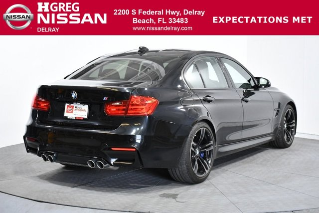 The 2015 BMW M3