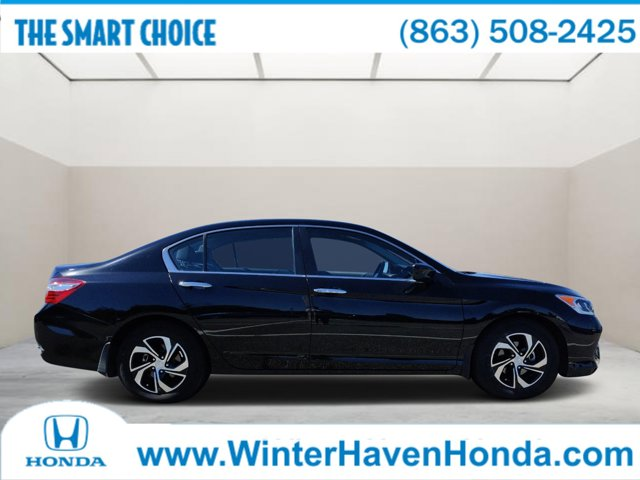 Used 2017 Honda Accord Sedan in Winter Haven, FL