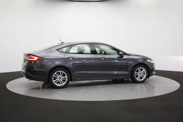 2018 Ford Fusion for sale 125038 39