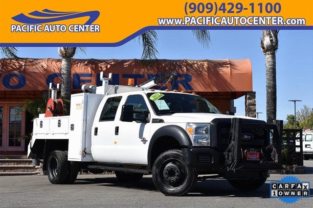 2012 Ford F-550SD XL