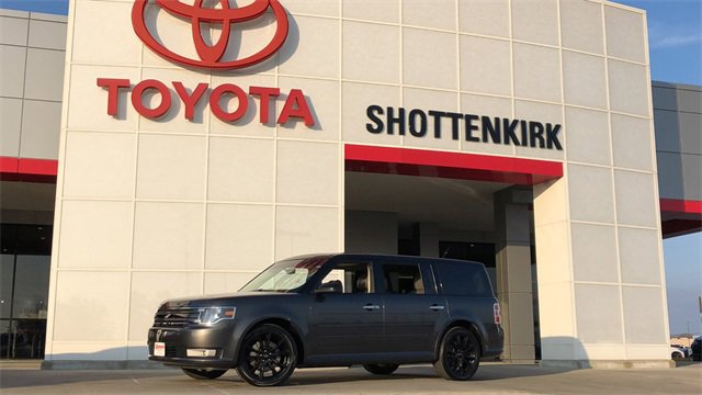 Used 2018 Ford Flex in Quincy, IL