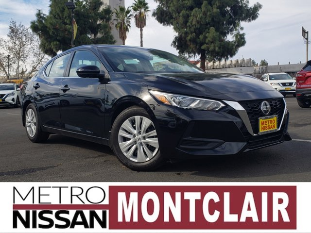 2020 Nissan Sentra S S CVT Regular Unleaded I-4 2.0 L/122 [10]