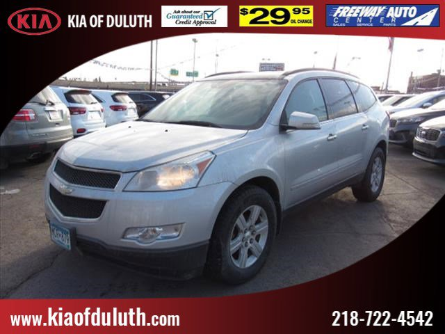 Used 2010 Chevrolet Traverse in Duluth, MN