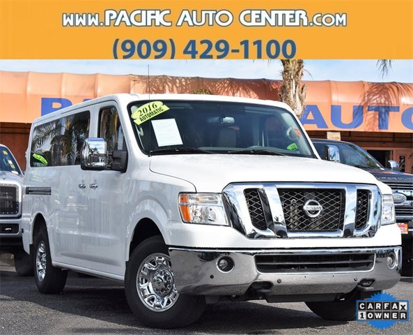 Used 2016 Nissan NV Passenger in Costa Mesa, CA