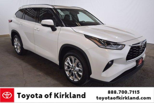 New 2020 Toyota Highlander Hybrid in Kirkland, WA