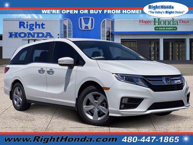 2020 Honda Odyssey EX EX Auto Regular Unleaded V-6 3.5 L/212 [4]
