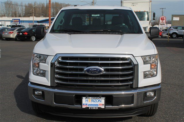 New 2015 Ford F-150 2WD SuperCab 145 XLT