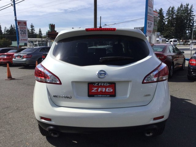 Used 2014 Nissan Murano AWD 4dr S