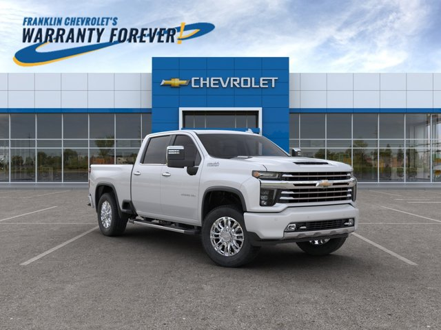 New 2020 Chevrolet Silverado 2500HD in Statesboro, GA