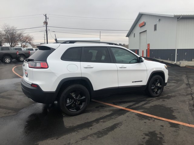 New 2020 Jeep Cherokee Altitude 4x4