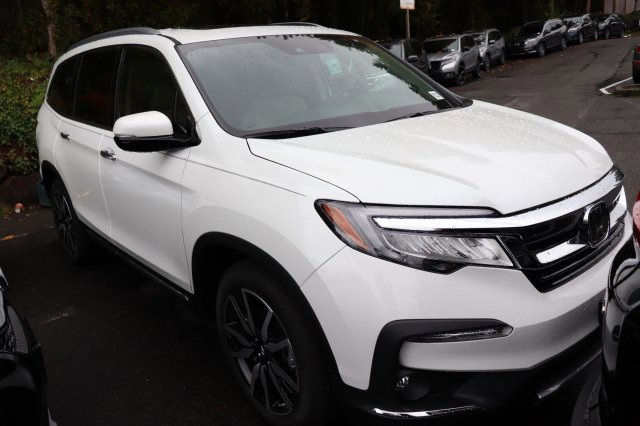 New 2020 Honda Pilot in Bellevue, WA