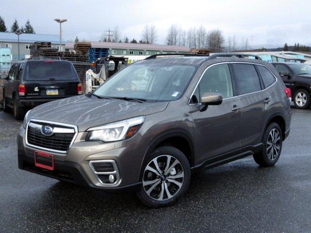 New 2020 Subaru Forester in Juneau, AK