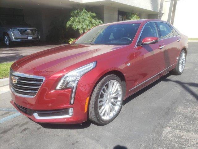 2018 Cadillac CT6 Premium Luxury AWD 4dr Sdn 3.6L Premium Luxury AWD Gas V6 3.6L/223 [6]