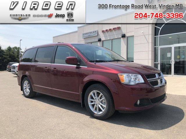 2020 Dodge Grand Caravan Premium Plus Premium Plus 2WD Regular Unleaded V-6 3.6 L/220 [0]