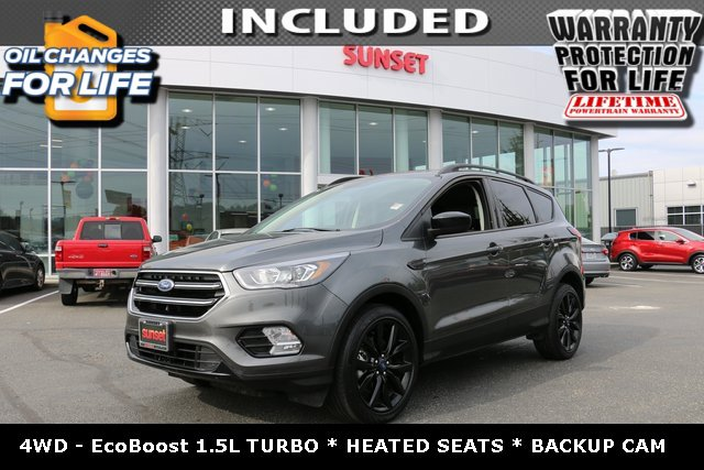 Used 2019 Ford Escape in Sumner, WA