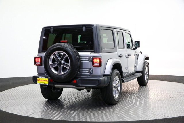 2019 Jeep Wrangler Unlimited for sale 124006 4
