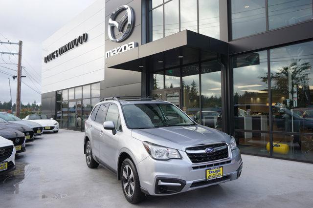 Used 2017 Subaru Forester in Edmonds Lynnwood Seattle Kirkland Everett, WA