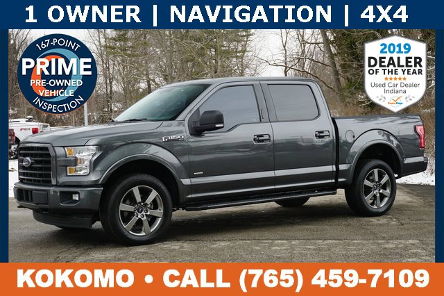 Used 2017 Ford F-150 in Indianapolis, IN