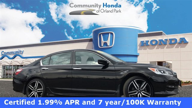 Used 2017 Honda Accord Sedan in Orland Park, IL