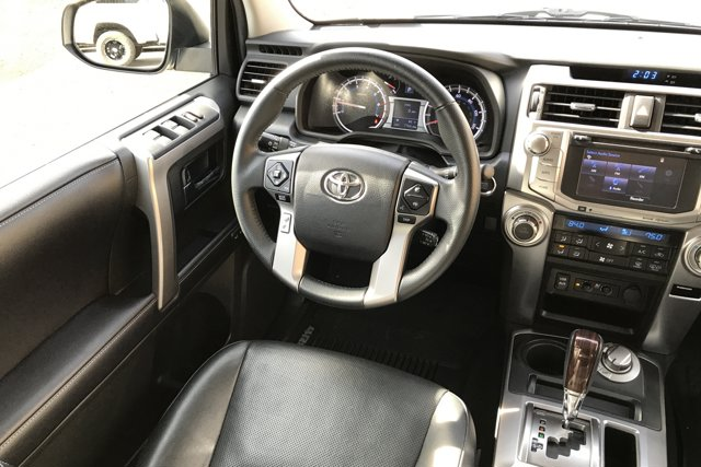 Used 2018 Toyota 4Runner Limited 4WD
